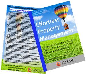 32 Point Effortless Checklist- Ezytrac Property Management