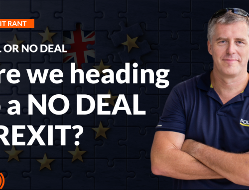 Are we heading to a NO DEAL BREXIT