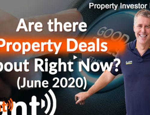 Are there Property Deals About Right Now?