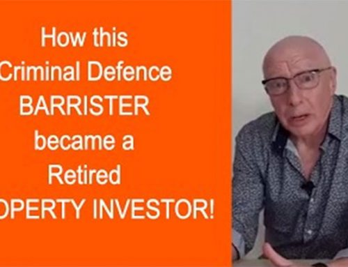 How this Barrister & Law Lecturer became a Retired Property Investor!