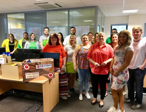 Office Charity Day for The Lincoln Foodbank