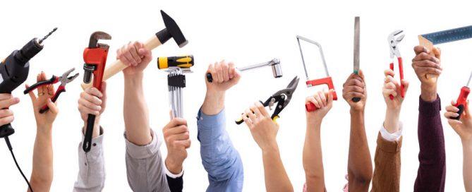 Finding a tradesman