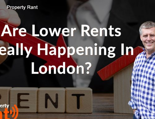 Are Lower Rents Really Happening In London?