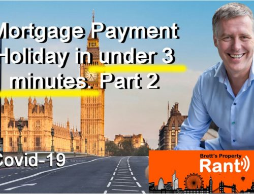 Under 3 minute Mortgage Payment Holiday Did it work