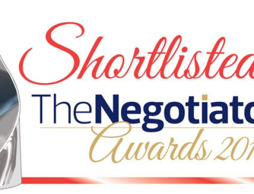 The Negotiator Awards 2019 Shortlist is announced!