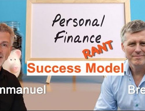 Personal Finance Rant about Success Models with Brett & Immanuel