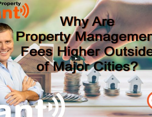 Why Are Property Management Fees Higher Outside Major Cities? Is that far?