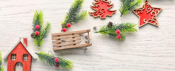 Tenants at Christmas