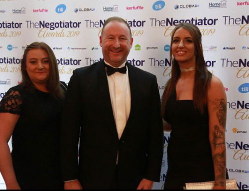 Bronze Winner for The Negotiator Awards -Employer of the Year