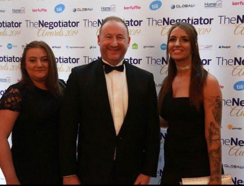 Bronze Winner for The Negotiator Awards -Employer of the Year