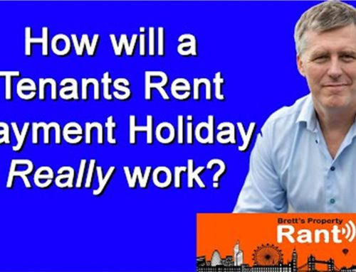 How will a Tenant Payment Holiday work?