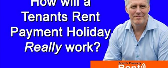Tenants Rent Payment Holiday