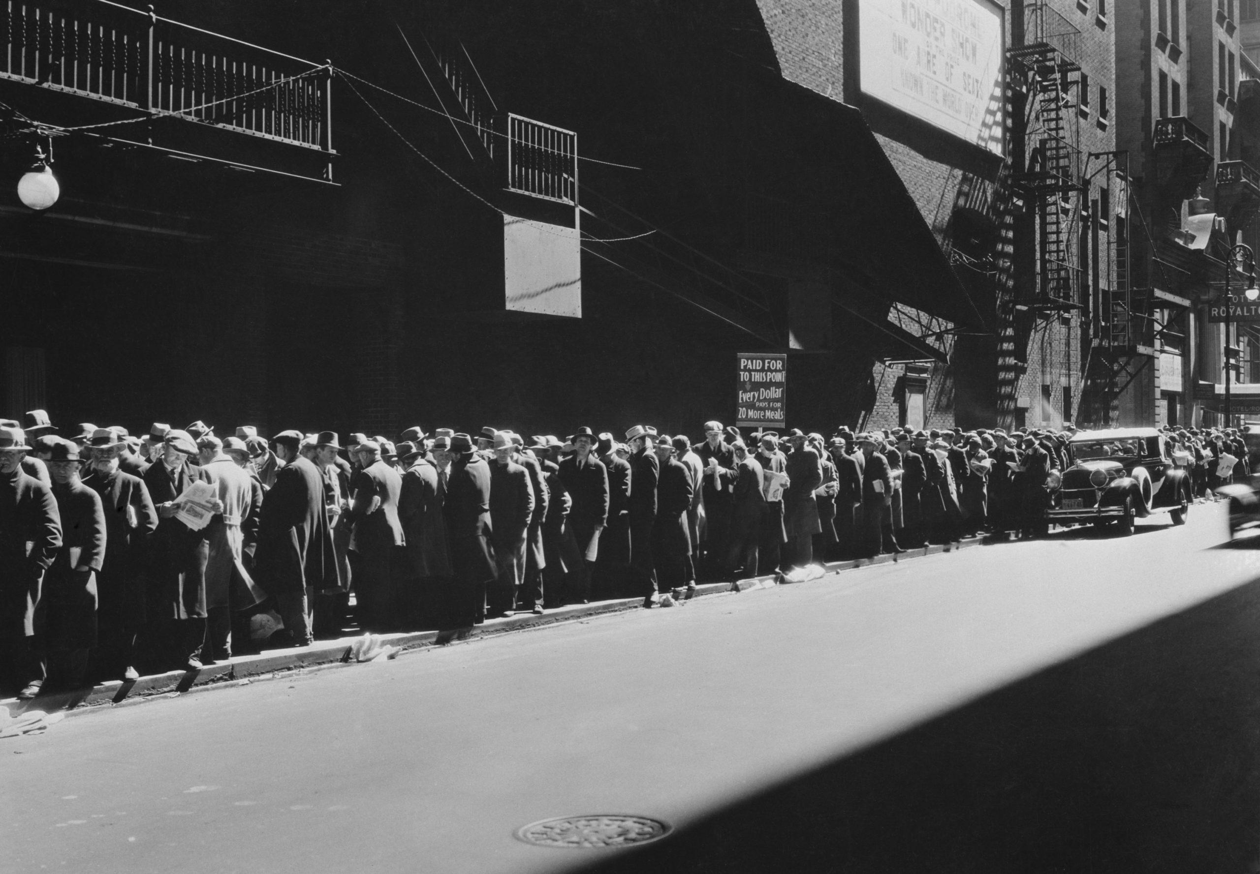 UK Property Investors and Great Depression