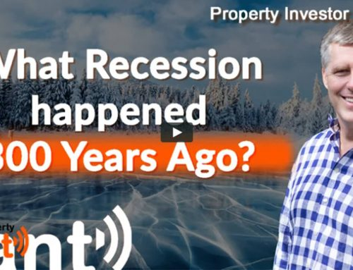 What recession happened 300 years ago?