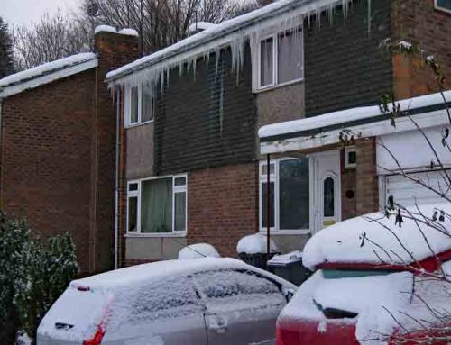 What are the most common winter issues for buy-to-let landlords?