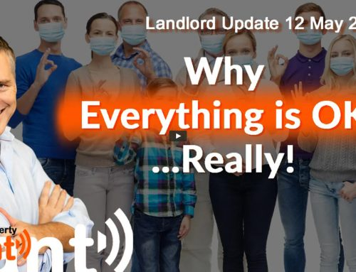 Why Everything is OK – Landlord Update
