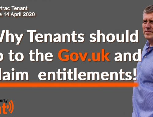 Why Tenants Should go to Gov.Uk and Claim their Entitlements