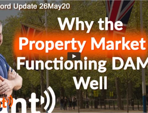 Why the UK Property Market is Functioning DAMN Well