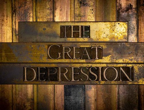 Why Another Great Depression WON'T Happen in the UK
