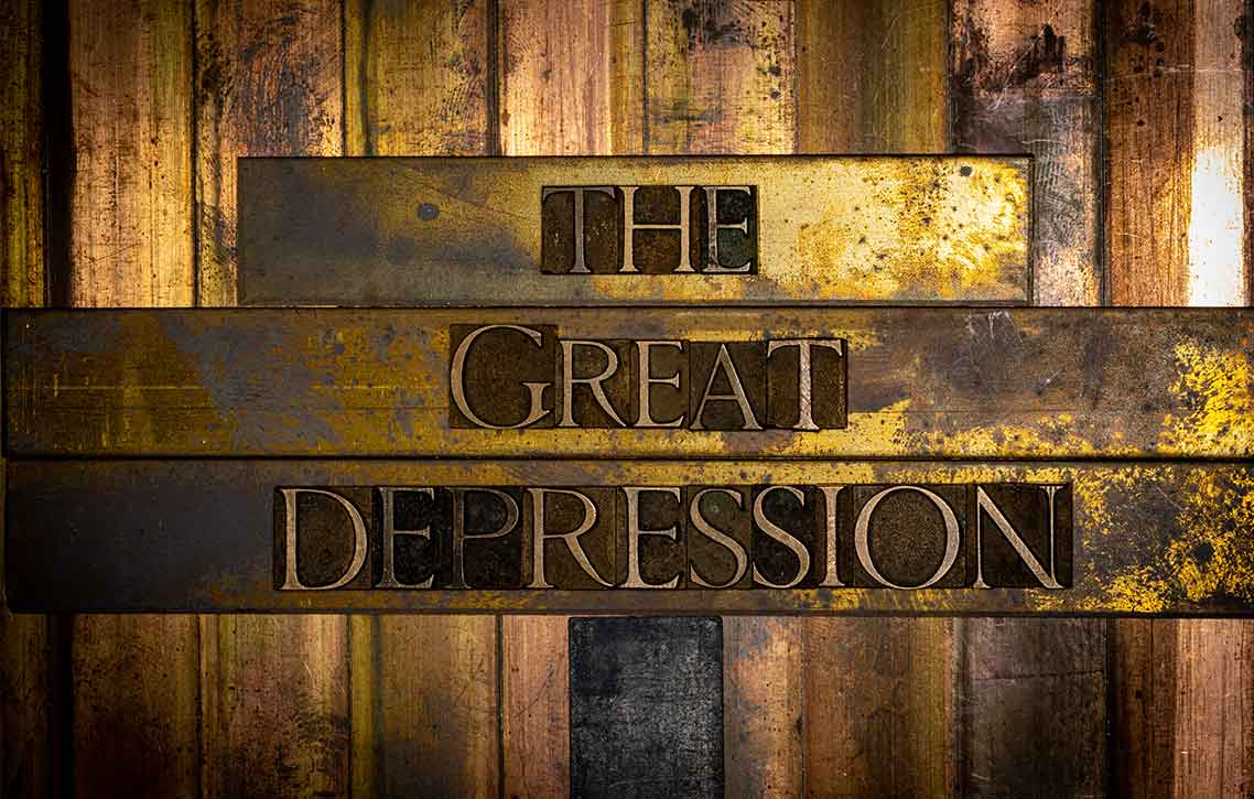 Great Depression Not Happening Again