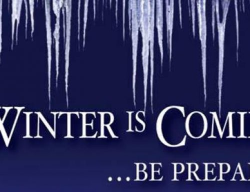 Winter is coming: Tips for the winter period
